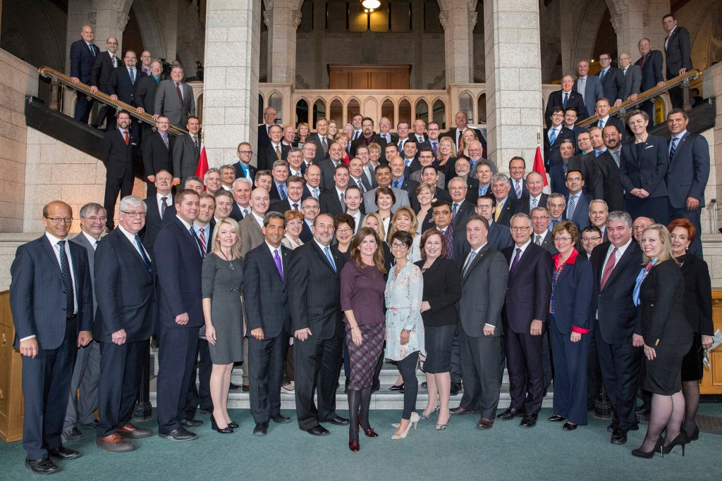 Conservative Caucus March 2016