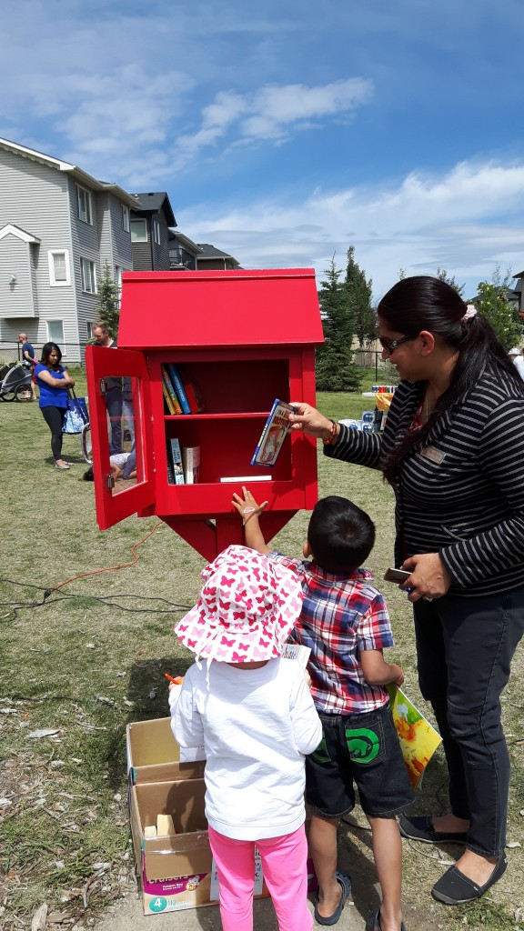 Sage Hill - Little Library