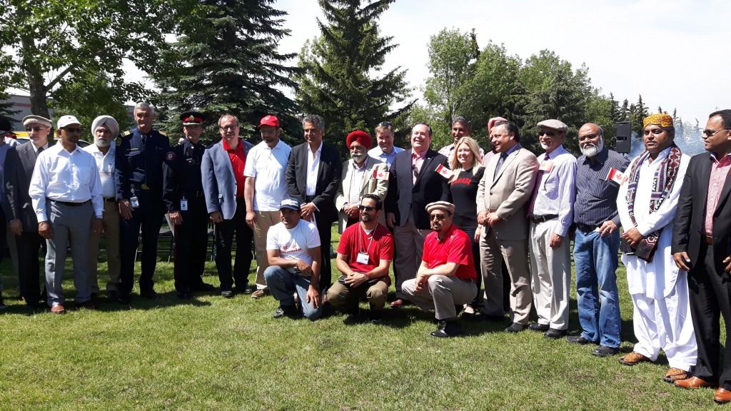 Celebrate Canada - Ahmadiyya Muslim Jama'at