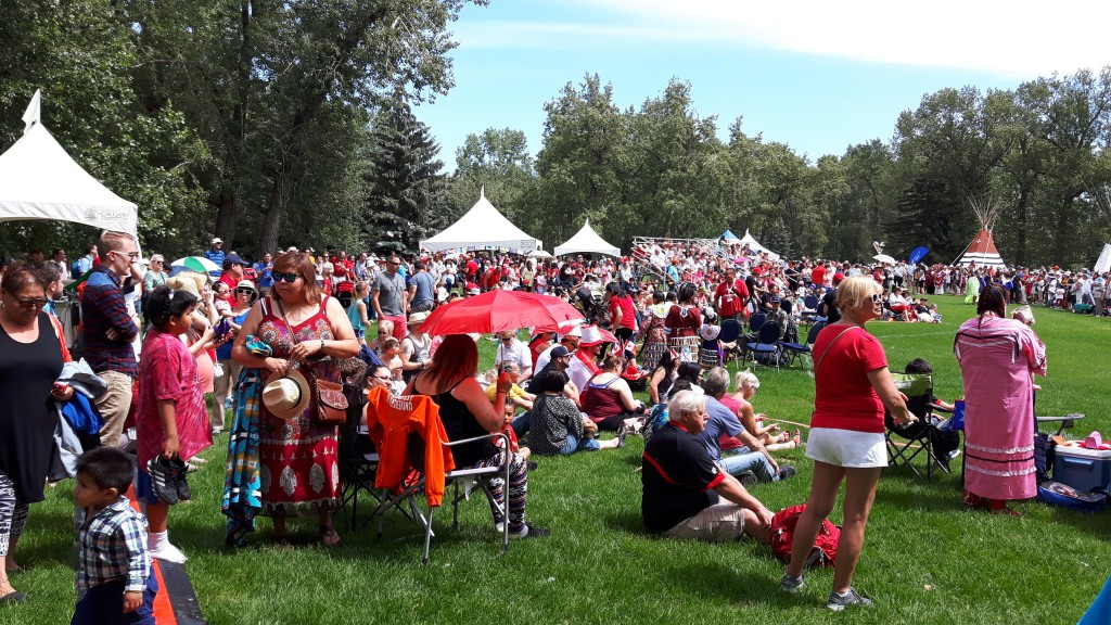 Canada Day - Bow Valley College Powwow
