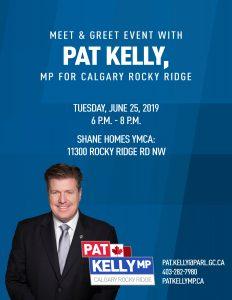 Meet & Greet | Pat Kelly